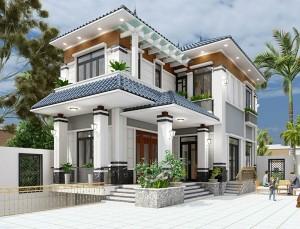 Ngôi Biệt Thự 2 Tầng Mái Nhật TIỆN NGHI Trị Giá 1.5 Tỷ Nhà Anh Hùng Tại Hà Nội
