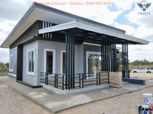 30+ Mẫu Nhà Cấp 4 Đẹp Kiến Trúc Hiện Đại Năm 2019