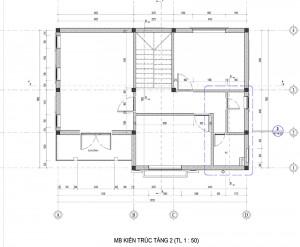 Biệt thự hiện đại 2 tầng tại Hải Dương với ngoại thất ấn tượng