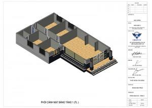 Chiêm ngưỡng mẫu nhà cấp 4 mái lệch 4 phòng ngủ phong cách hiện đại