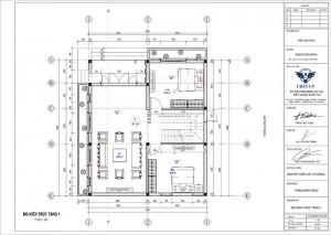 Chiêm ngưỡng biệt thự hiện đại 2 tầng ấn tượng tại Vĩnh Phúc