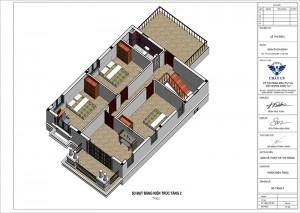 Nét đặc biệt trong thiết kế biệt thự nhà vườn 2 tầng hiện đại tại Ba Vì