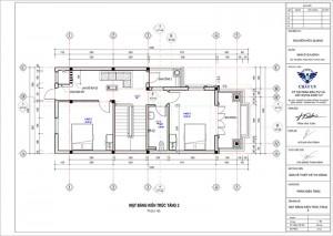 Khám phá mẫu thiết kế biệt thự hiện đại 3 phòng ngủ tại Thanh Hóa