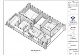 Chiêm ngưỡng biệt thự hiện đại 2 tầng đẹp, bố trí công năng khoa học