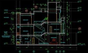 Bật mí các mẫu nhà ống 3 tầng không bao giờ lo lỗi mốt