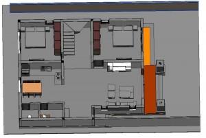Khám phá mẫu thiết kế nhà phố 3 tầng hiện đại và sang trọng nhất 2019
