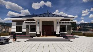 Chiêm ngưỡng mẫu nhà cấp 4 mái thái độc đáo tại Vĩnh Phúc