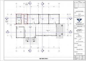 Thiết kế mẫu nhà cấp 4 3 phòng ngủ đơn giản, hiện đại