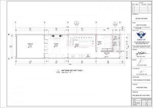 Khám phá thiết kế nhà ống 2 tầng 1 tum tại Thái Nguyên