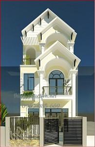 Thiết kế nhà tại Lào Cai ĐẸP - TIỆN NGHI - TIẾT KIỆM