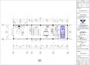 Mãn nhãn với thiết kế nhà ống 2 tầng 2 mặt tiền đẹp hiện đại