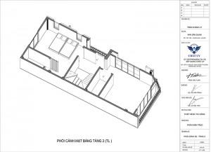 Không thể rời mắt khỏi mẫu nhà phố 2 mặt tiền 3 tầng 1 tum hiện đại