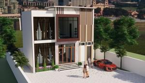 Đừng bỏ lỡ: Biệt thự hiện đại 2 tầng tại Hà Nội