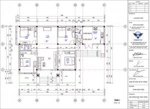 Học hỏi thiết kế nhà cấp 4 mái thái khoa học, đẹp mắt tại Thanh Hoá